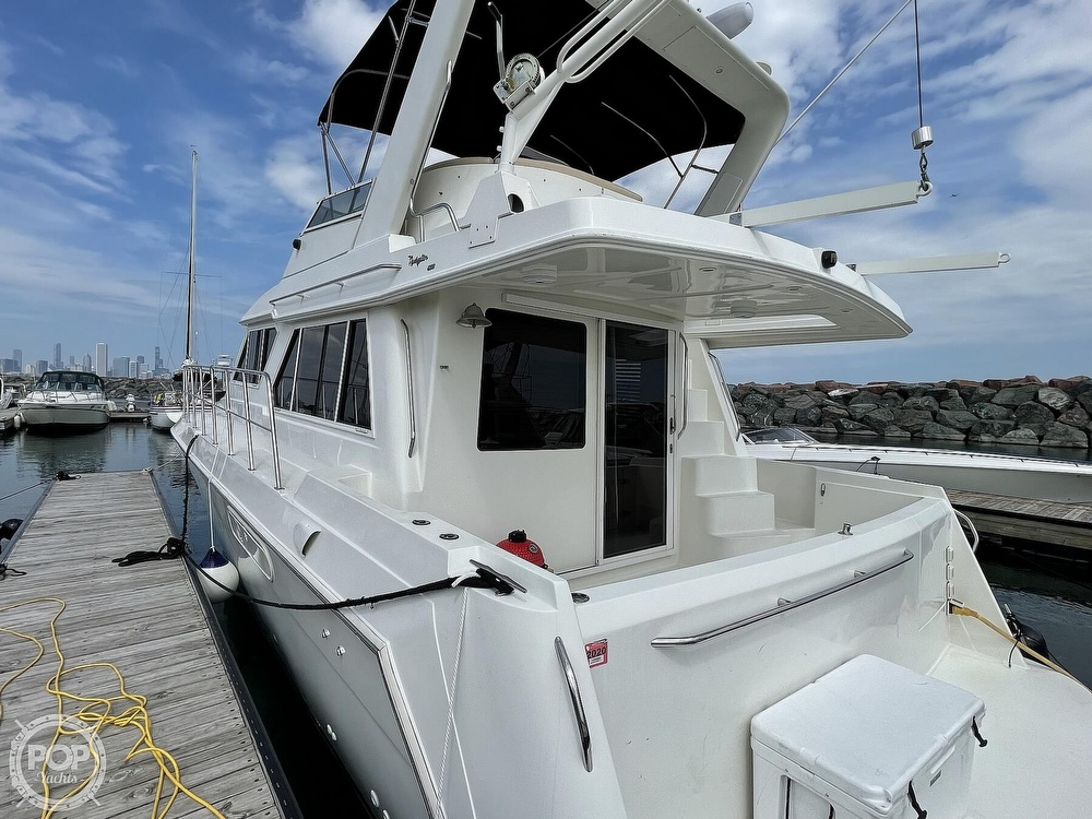 2006 Navigator boat for sale, model of the boat is 4200 Pilot House & Image # 3 of 40