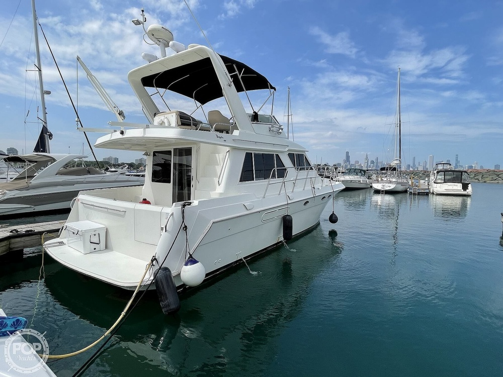 2006 Navigator boat for sale, model of the boat is 4200 Pilot House & Image # 4 of 40