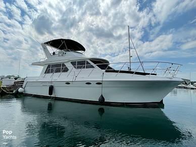 Navigator 4200 Pilot House, 4200, for sale - $285,000