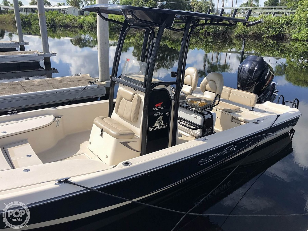 2016 Blue Wave boat for sale, model of the boat is 2400 Pure Bay & Image # 5 of 40