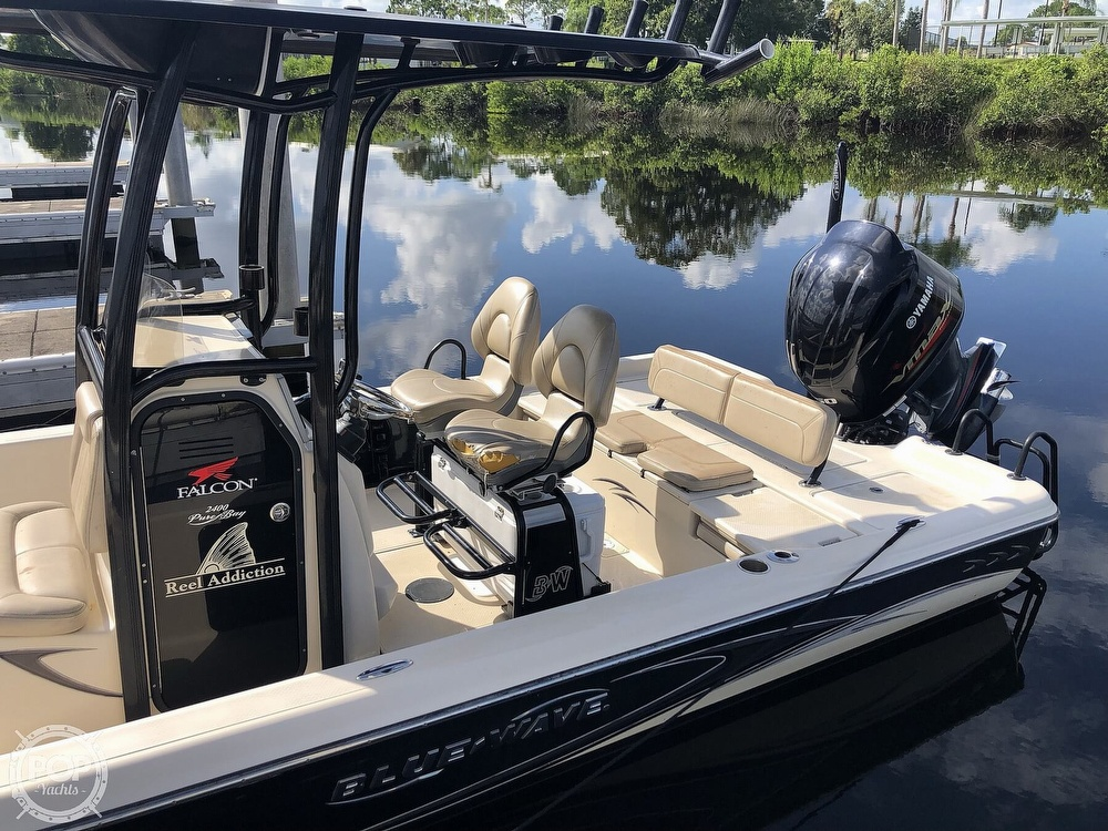2016 Blue Wave boat for sale, model of the boat is 2400 Pure Bay & Image # 6 of 40