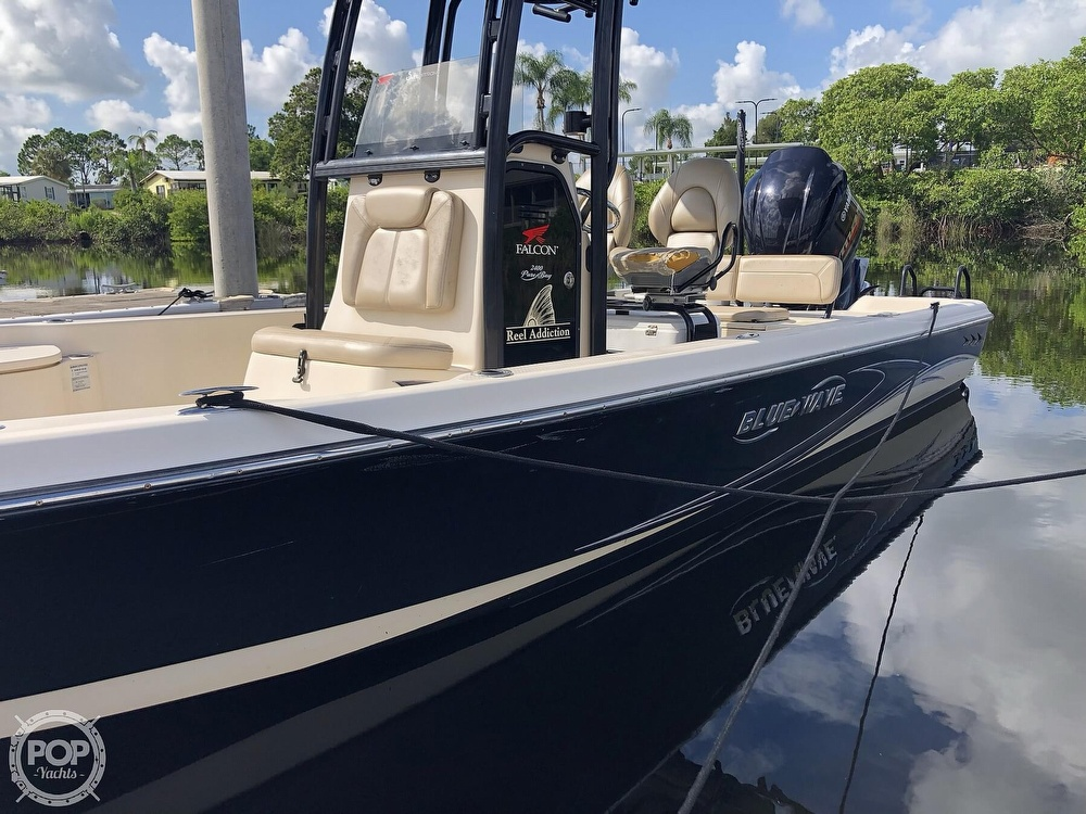 2016 Blue Wave boat for sale, model of the boat is 2400 Pure Bay & Image # 9 of 40