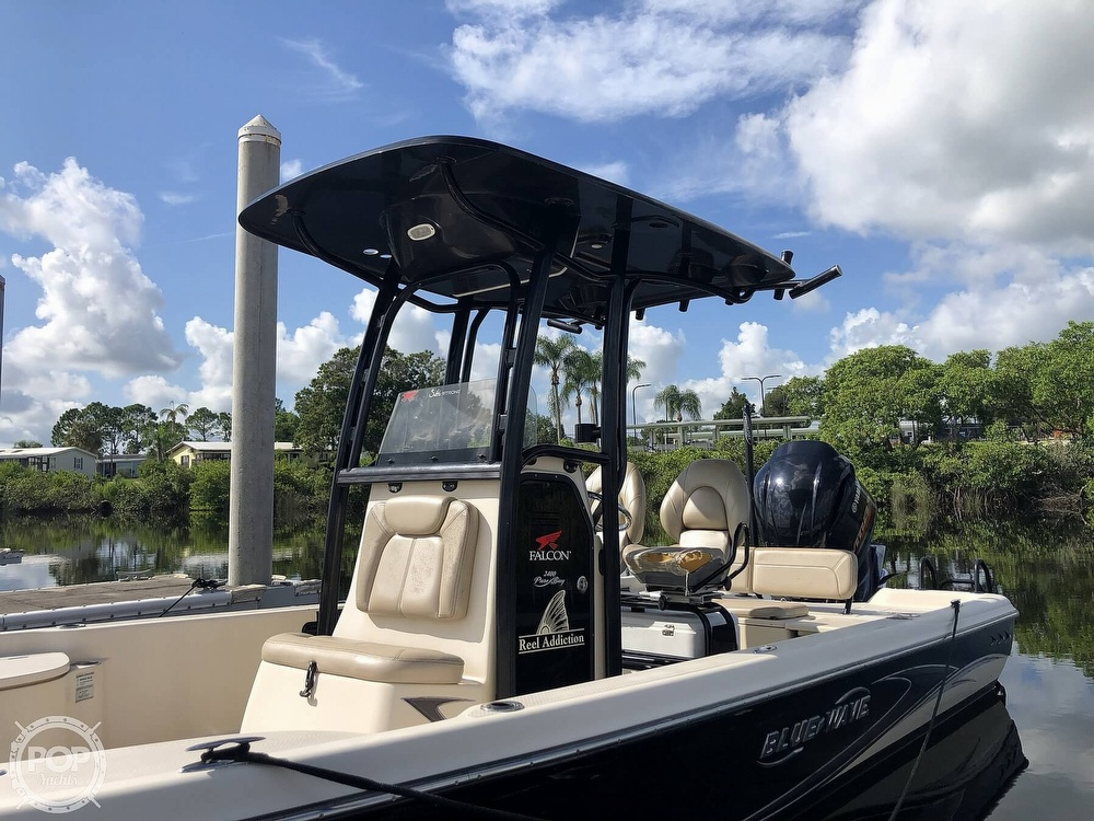 2016 Blue Wave boat for sale, model of the boat is 2400 Pure Bay & Image # 10 of 40