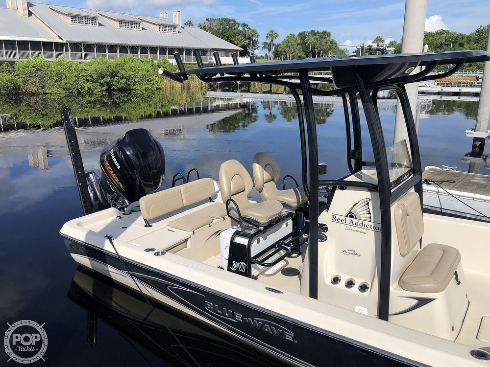 2016 Blue Wave boat for sale, model of the boat is 2400 Pure Bay & Image # 15 of 40