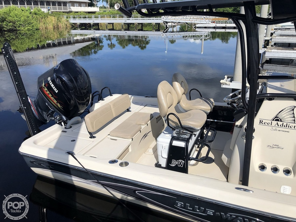2016 Blue Wave boat for sale, model of the boat is 2400 Pure Bay & Image # 16 of 40