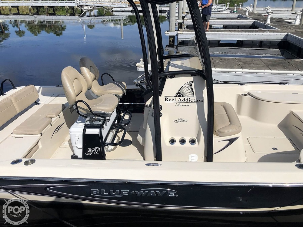 2016 Blue Wave boat for sale, model of the boat is 2400 Pure Bay & Image # 17 of 40
