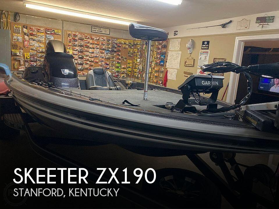 Used Power boats For Sale in Louisville, Kentucky by owner | 2018 Skeeter zx190