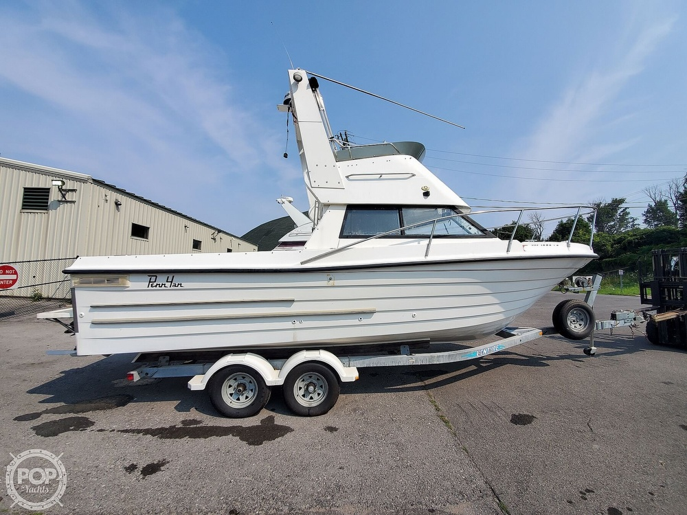 2001 Penn Yan boat for sale, model of the boat is 269 Legend & Image # 15 of 40