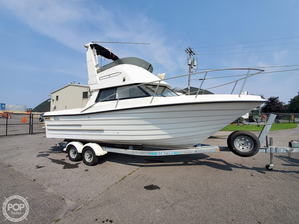 2001 Penn Yan boat for sale, model of the boat is 269 Legend & Image # 16 of 40