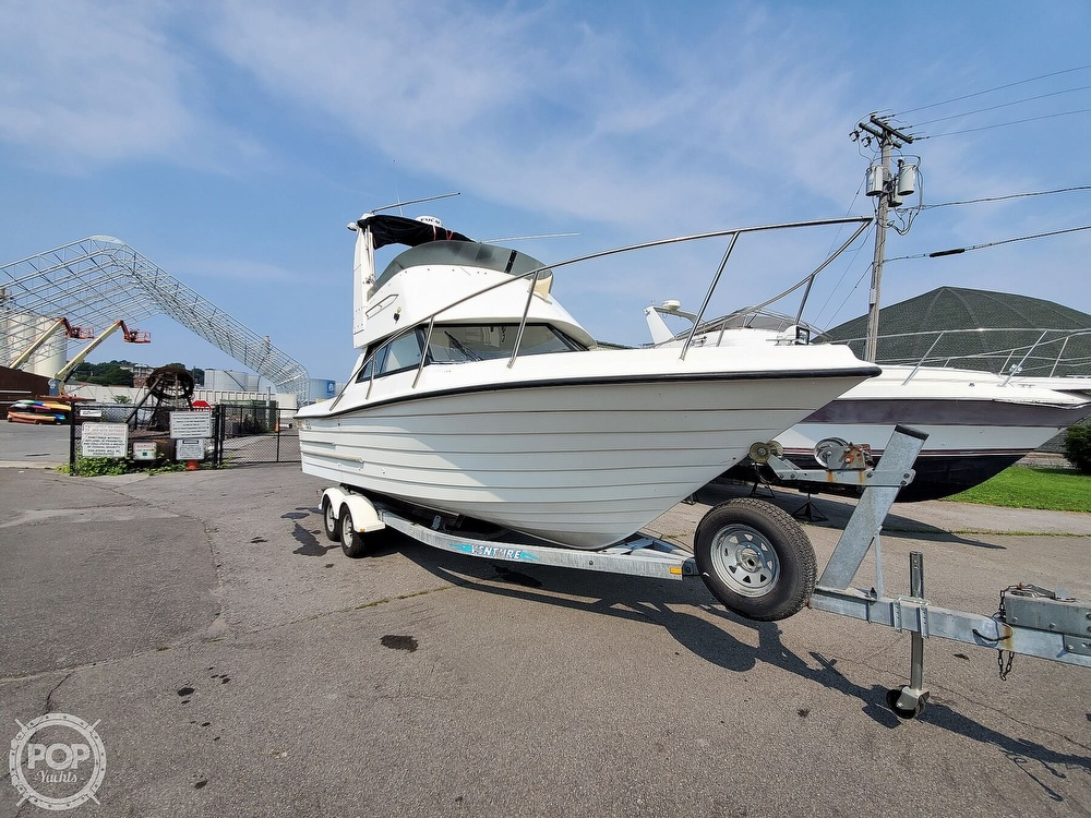 2001 Penn Yan boat for sale, model of the boat is 269 Legend & Image # 17 of 40
