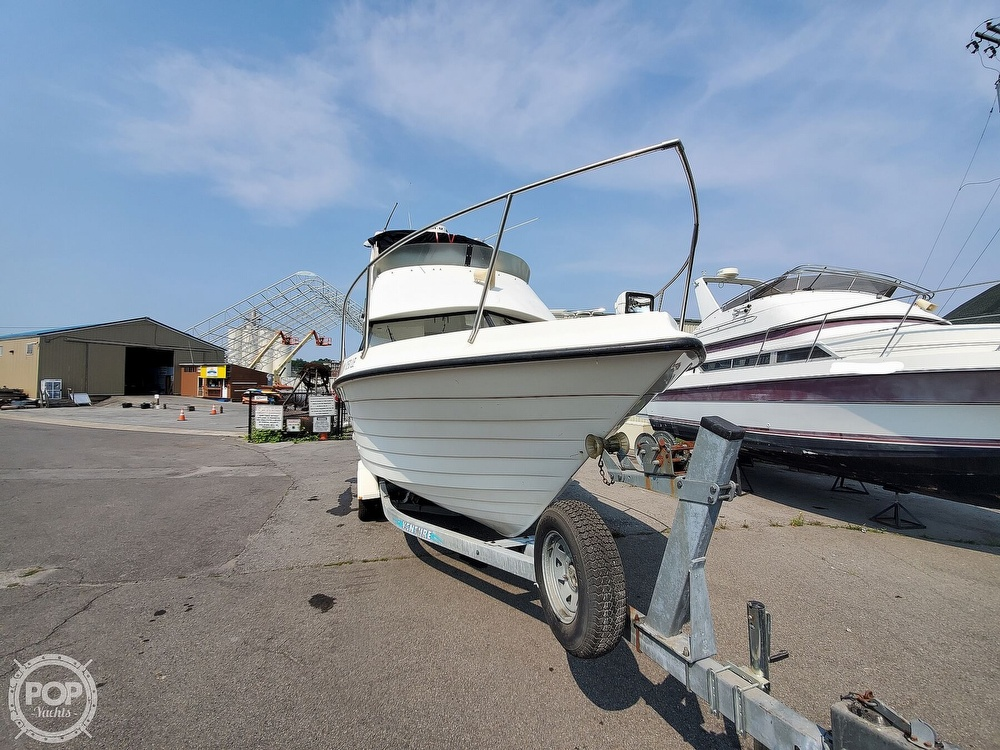 2001 Penn Yan boat for sale, model of the boat is 269 Legend & Image # 18 of 40