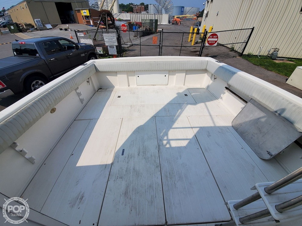 2001 Penn Yan boat for sale, model of the boat is 269 Legend & Image # 24 of 40