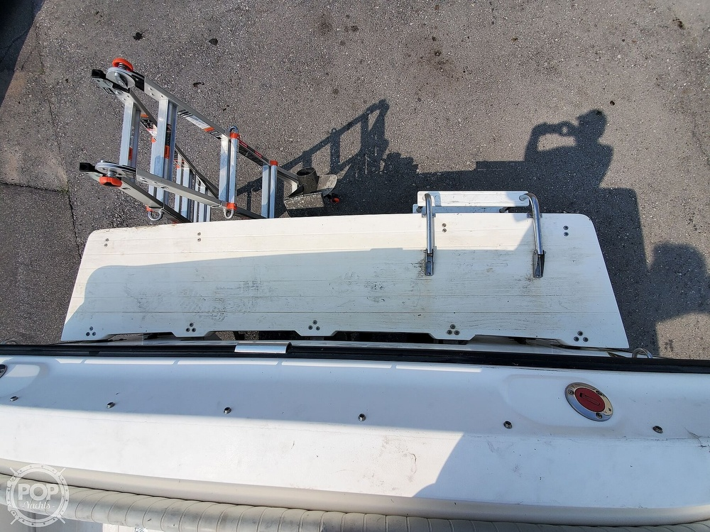 2001 Penn Yan boat for sale, model of the boat is 269 Legend & Image # 27 of 40
