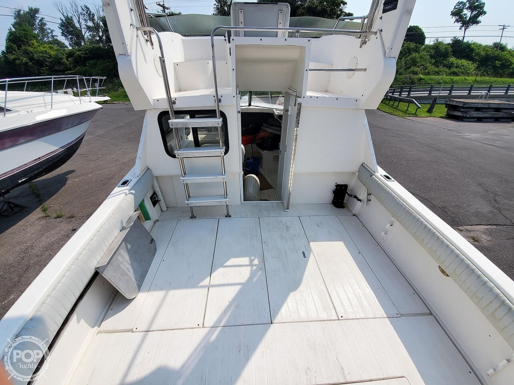 2001 Penn Yan boat for sale, model of the boat is 269 Legend & Image # 29 of 40