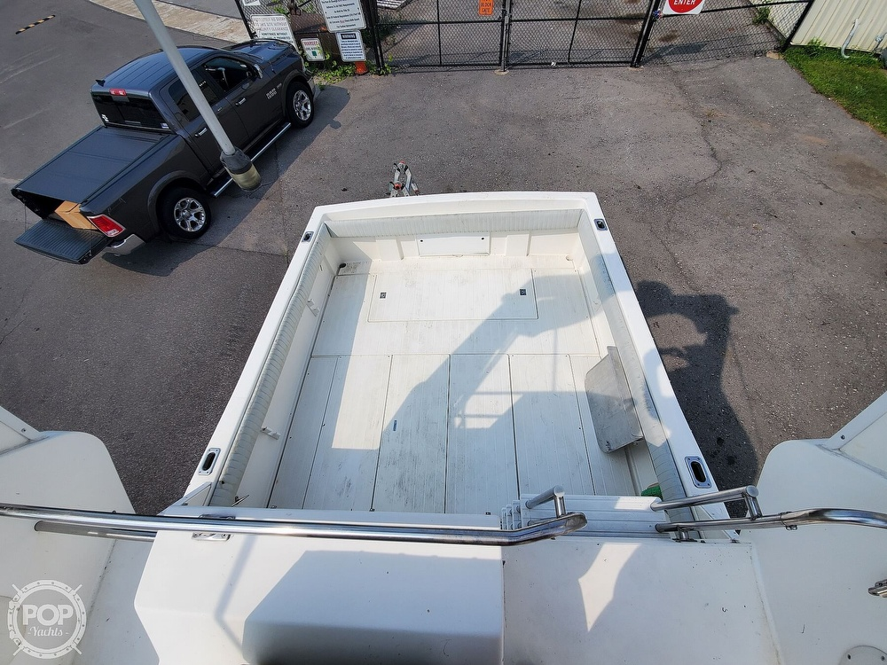 2001 Penn Yan boat for sale, model of the boat is 269 Legend & Image # 30 of 40