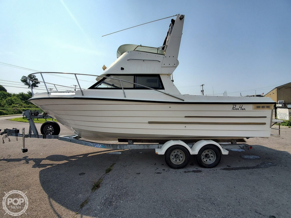 2001 Penn Yan boat for sale, model of the boat is 269 Legend & Image # 5 of 40