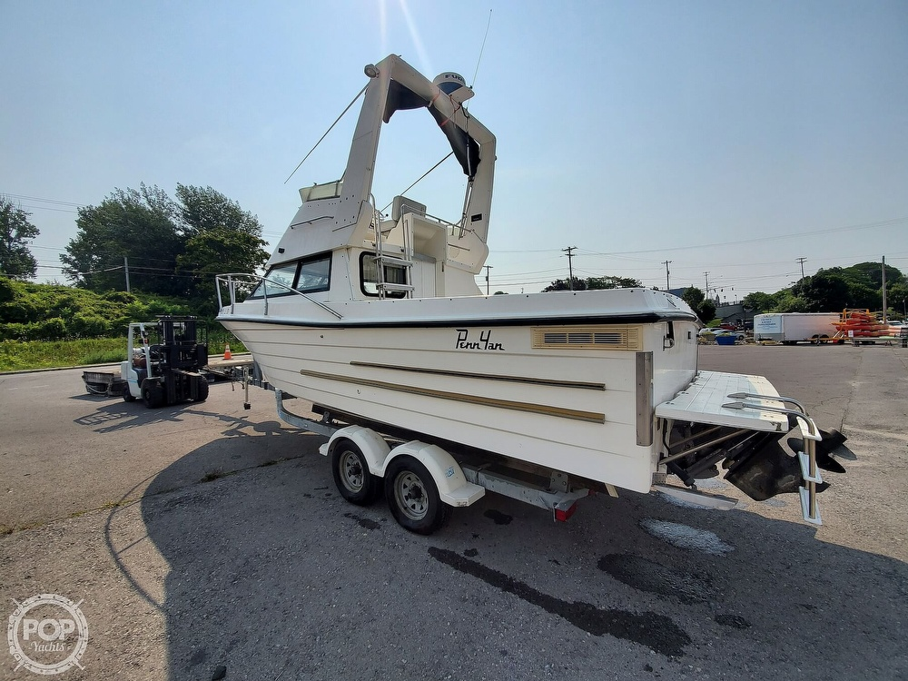 2001 Penn Yan boat for sale, model of the boat is 269 Legend & Image # 20 of 40