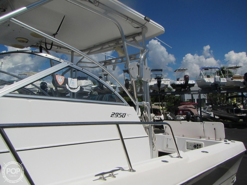 1999 Pro-Line boat for sale, model of the boat is 2950 Walkaround & Image # 16 of 40