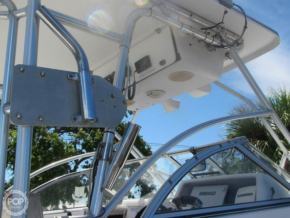 1999 Pro-Line boat for sale, model of the boat is 2950 Walkaround & Image # 21 of 40
