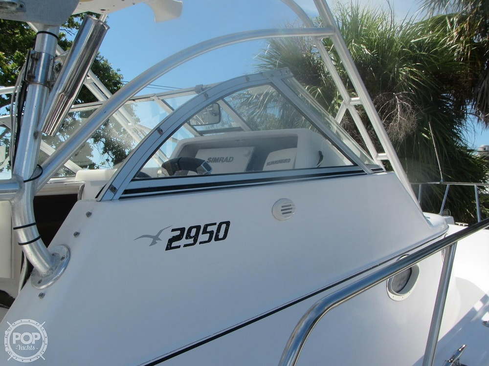 1999 Pro-Line boat for sale, model of the boat is 2950 Walkaround & Image # 22 of 40