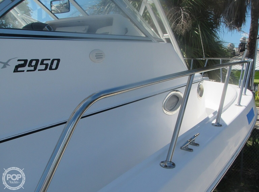 1999 Pro-Line boat for sale, model of the boat is 2950 Walkaround & Image # 23 of 40