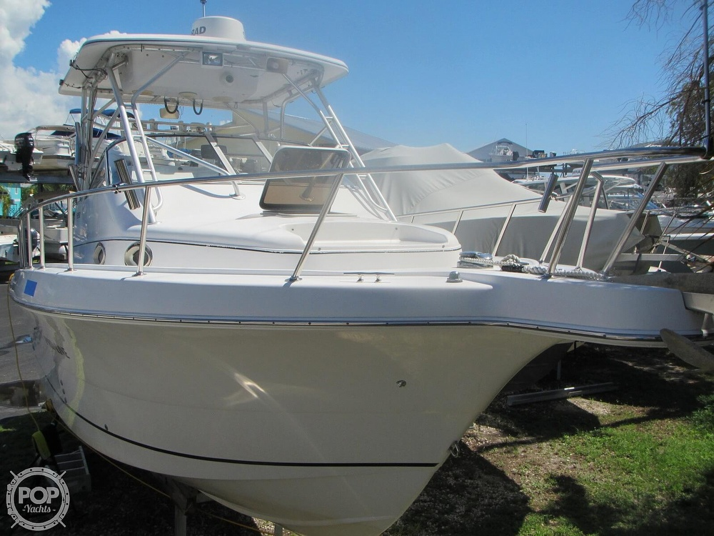 1999 Pro-Line boat for sale, model of the boat is 2950 Walkaround & Image # 6 of 40