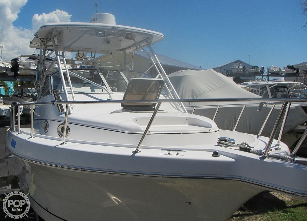 1999 Pro-Line boat for sale, model of the boat is 2950 Walkaround & Image # 25 of 40