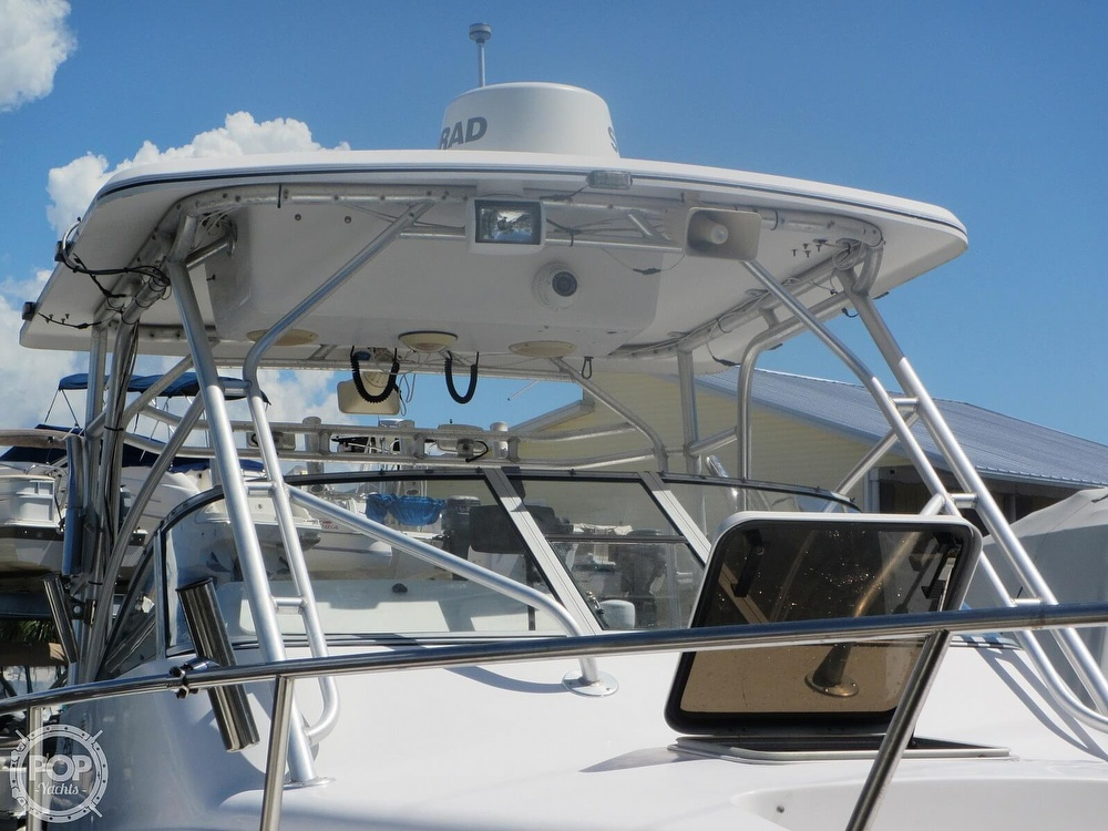 1999 Pro-Line boat for sale, model of the boat is 2950 Walkaround & Image # 29 of 40