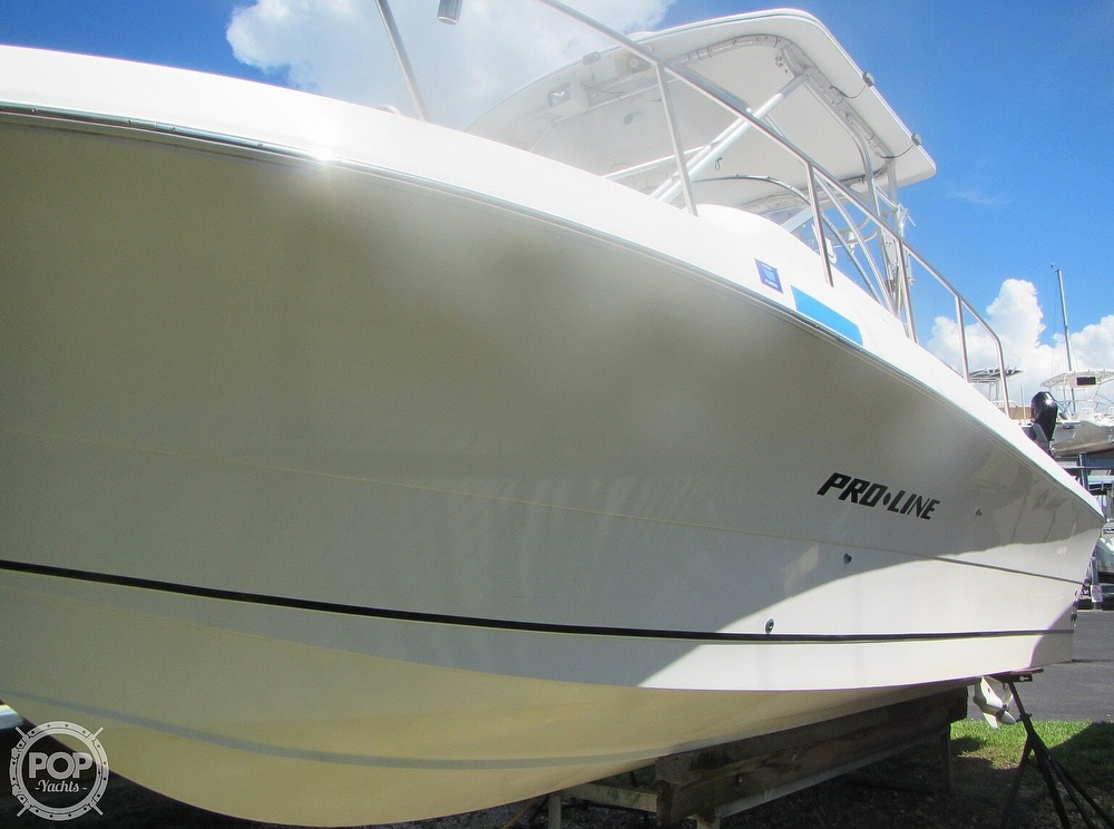 1999 Pro-Line boat for sale, model of the boat is 2950 Walkaround & Image # 34 of 40