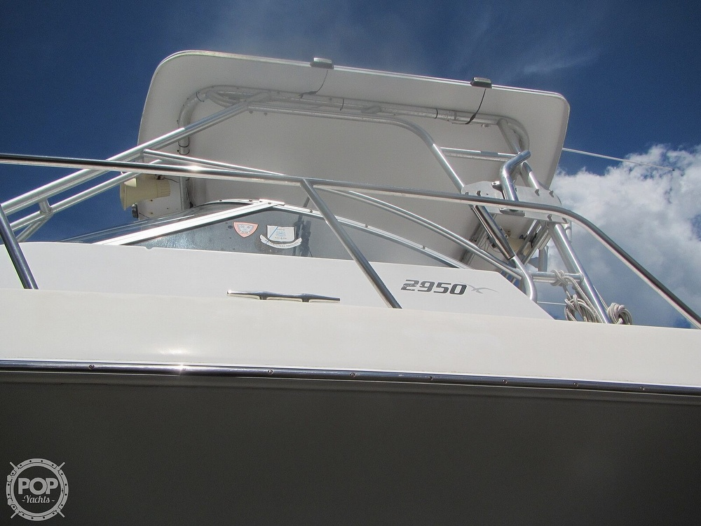1999 Pro-Line boat for sale, model of the boat is 2950 Walkaround & Image # 38 of 40