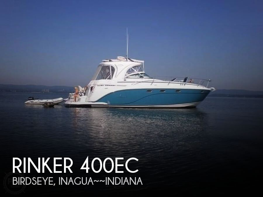 Used Power boats For Sale in Louisville, Kentucky by owner | 2008 Rinker 400EC