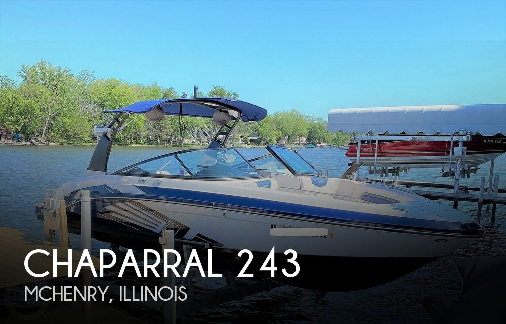 Used Power boats For Sale in Chicago, Illinois by owner | 2017 Chaparral Vortex 243 VRX