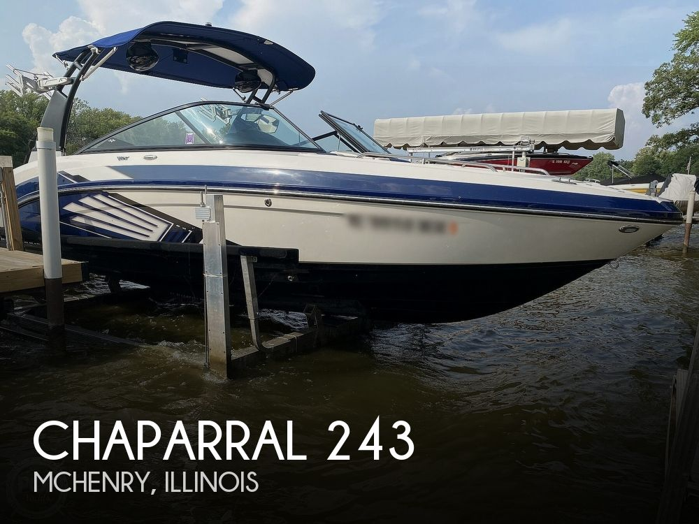 2017 CHAPARRAL VORTEX 243 VRX for sale