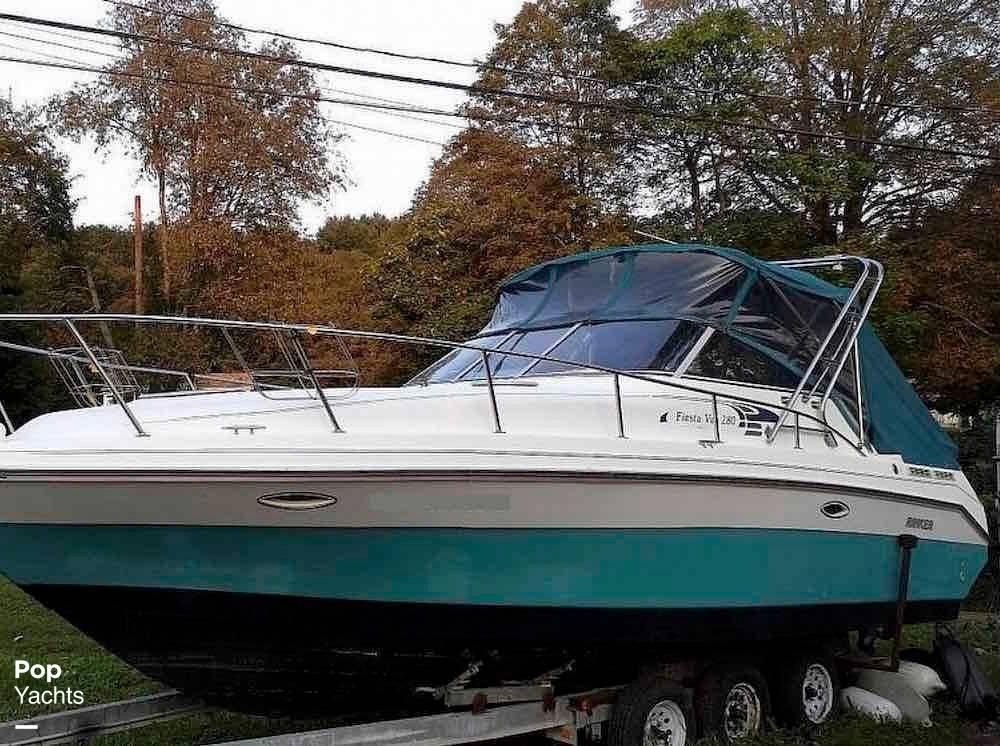 1994 Rinker boat for sale, model of the boat is 280 Fiesta Vee & Image # 4 of 14