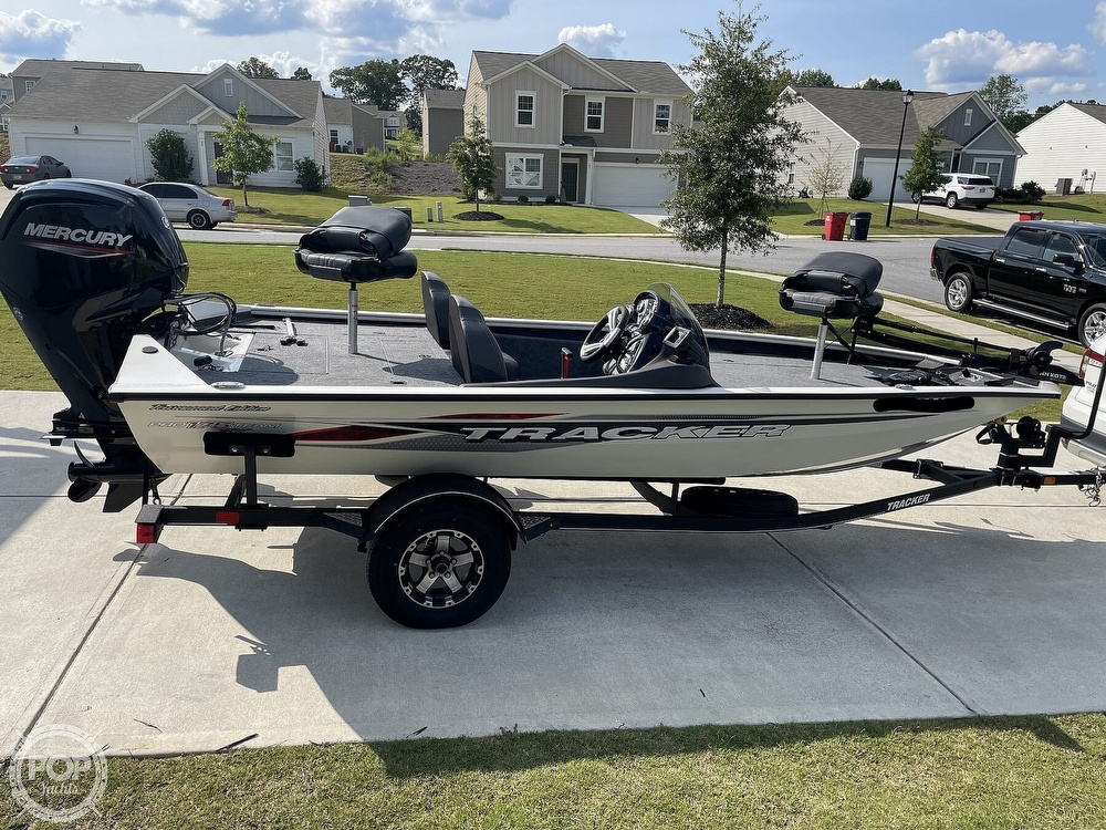 2020 Tracker Boats boat for sale, model of the boat is PT 175 TXW Tournament Edition & Image # 2 of 40