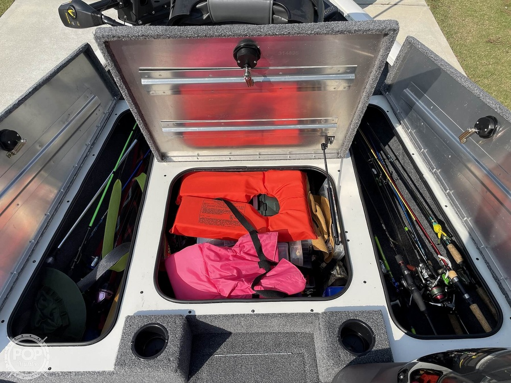 2020 Tracker Boats boat for sale, model of the boat is PT 175 TXW Tournament Edition & Image # 23 of 40