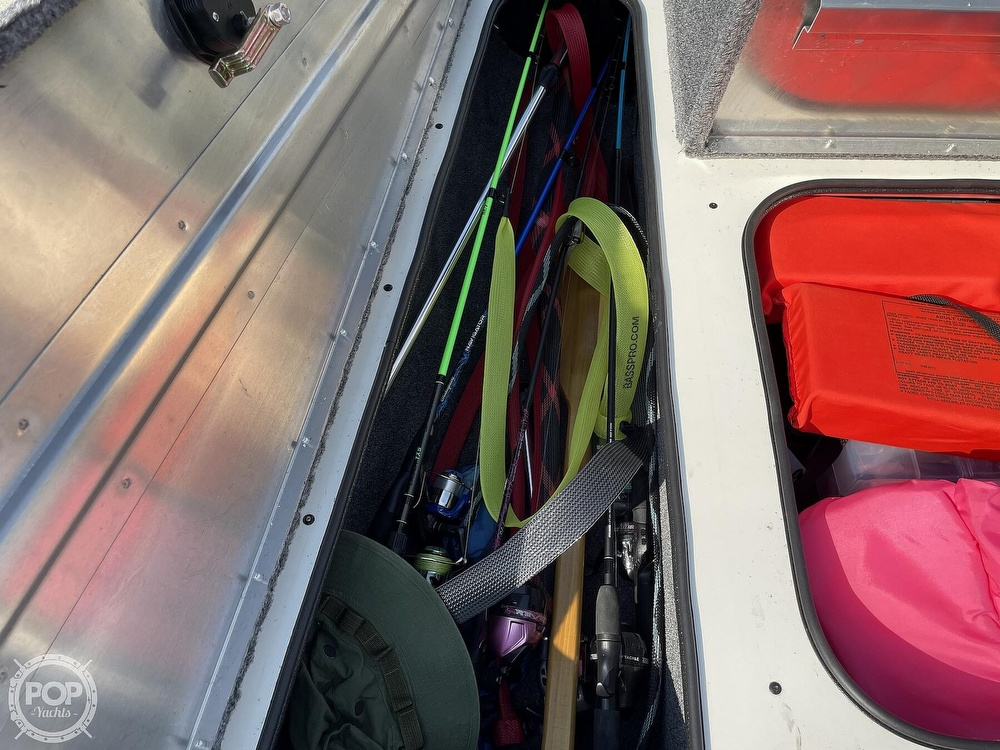 2020 Tracker Boats boat for sale, model of the boat is PT 175 TXW Tournament Edition & Image # 24 of 40
