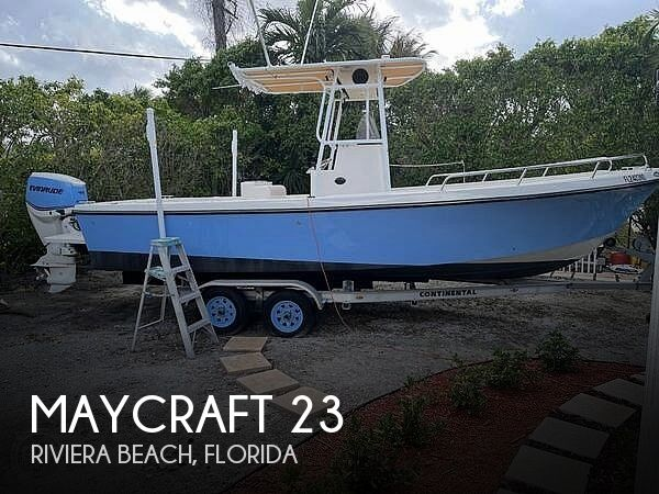 Used Maycraft Boats For Sale by owner   2006 Maycraft 23