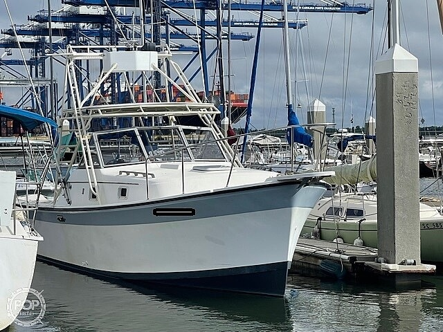 1987 Luhrs boat for sale, model of the boat is 30' Alura & Image # 5 of 40