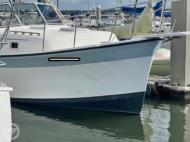 1987 Luhrs boat for sale, model of the boat is 30' Alura & Image # 6 of 40