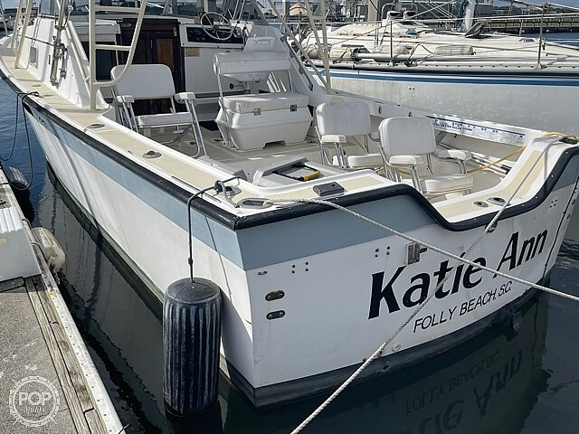 1987 Luhrs boat for sale, model of the boat is 30' Alura & Image # 10 of 40