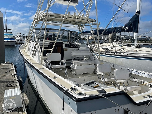 1987 Luhrs boat for sale, model of the boat is 30' Alura & Image # 11 of 40