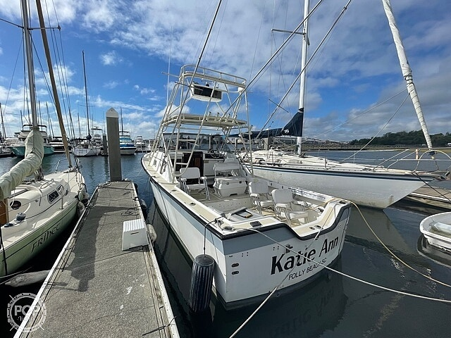 1987 Luhrs boat for sale, model of the boat is 30' Alura & Image # 13 of 40