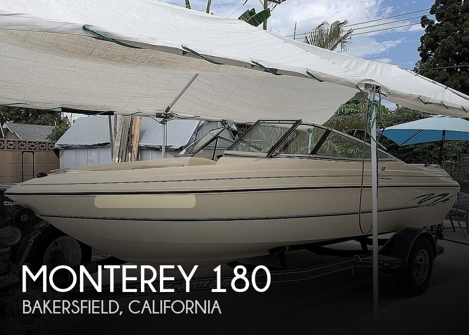 1998 MONTEREY 180 M SERIES for sale