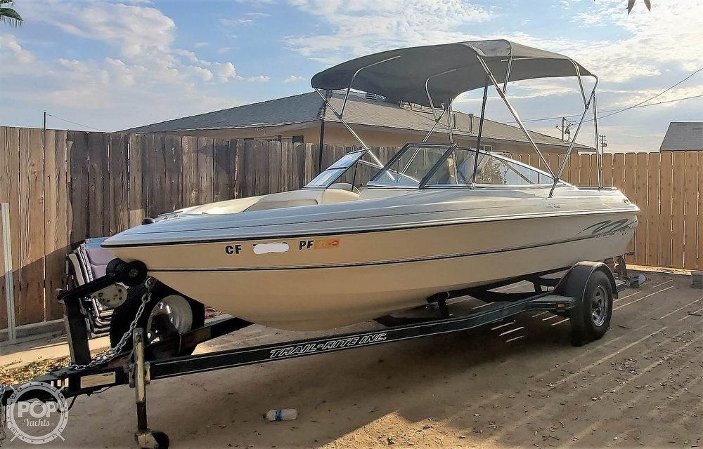 1998 Monterey boat for sale, model of the boat is 180 M SERIES & Image # 3 of 18