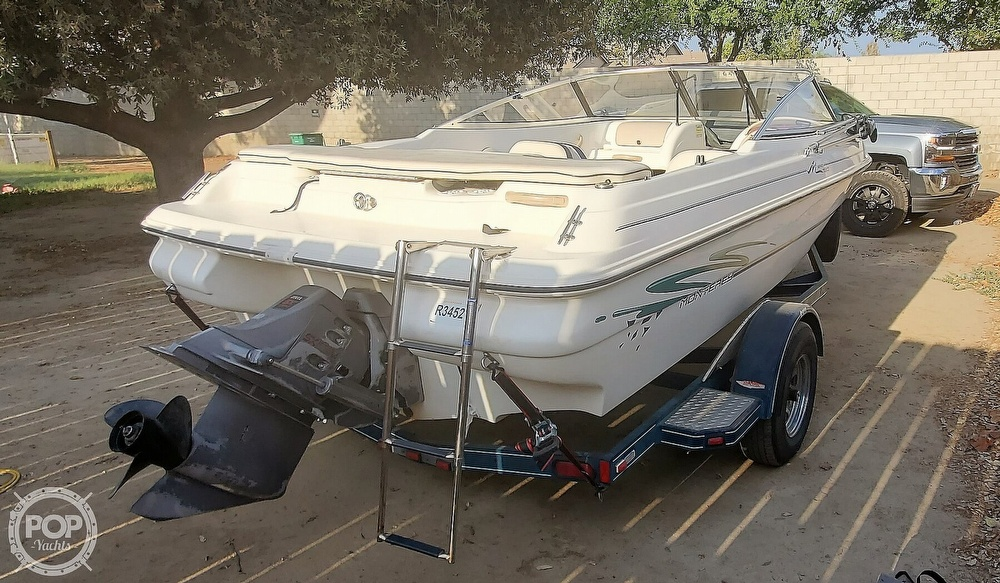 1998 Monterey boat for sale, model of the boat is 180 M SERIES & Image # 4 of 18