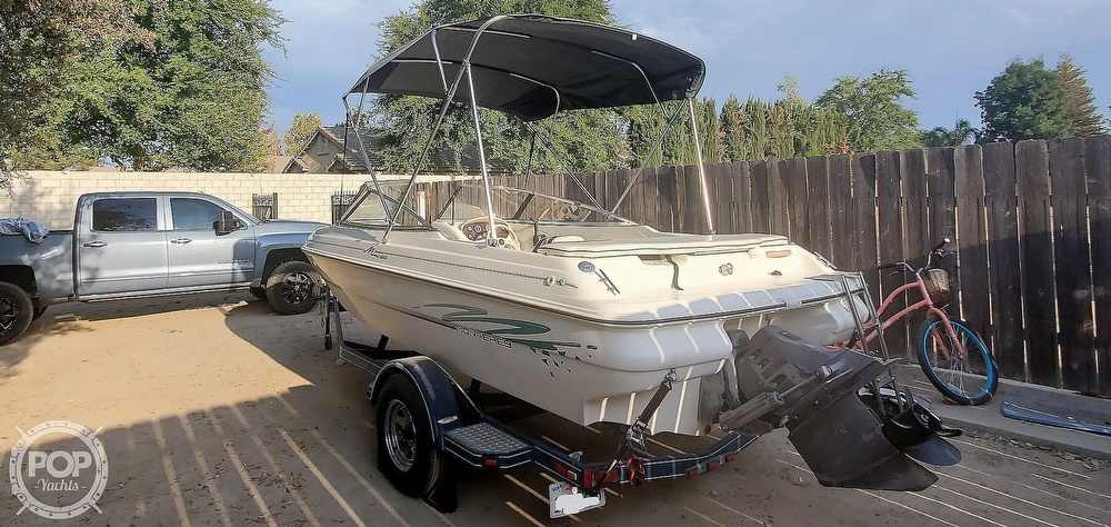 1998 Monterey boat for sale, model of the boat is 180 M SERIES & Image # 2 of 18
