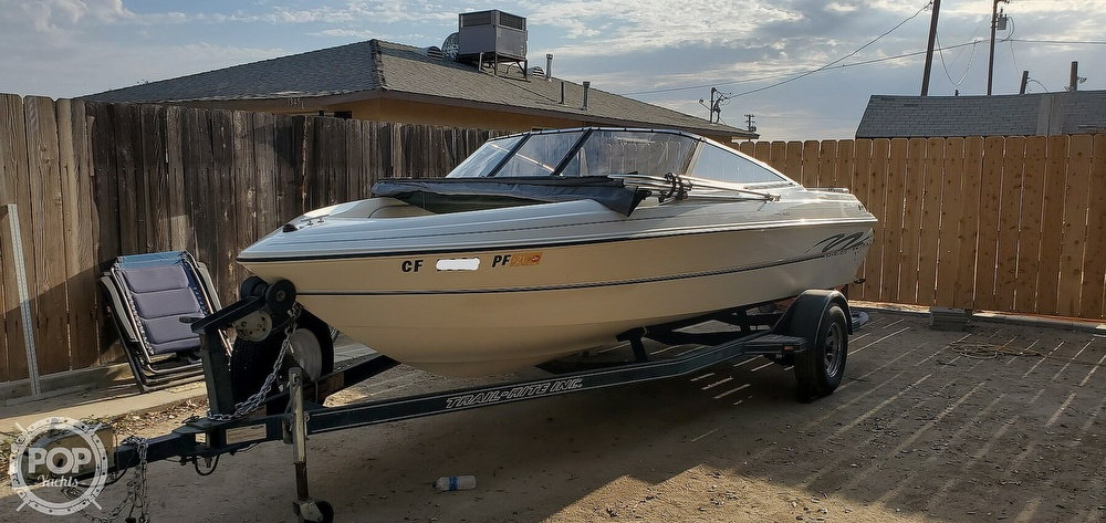 1998 Monterey boat for sale, model of the boat is 180 M SERIES & Image # 6 of 18