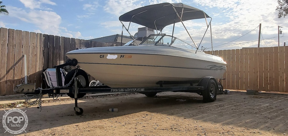 1998 Monterey boat for sale, model of the boat is 180 M SERIES & Image # 7 of 18