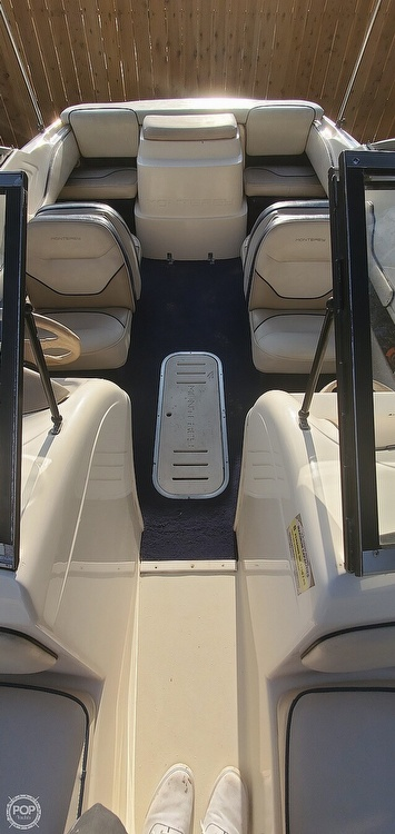 1998 Monterey boat for sale, model of the boat is 180 M SERIES & Image # 13 of 18